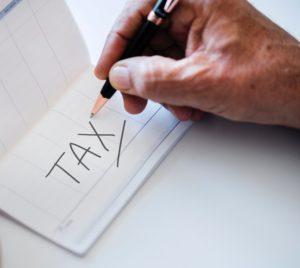 アメリカ 不動案投資 税金