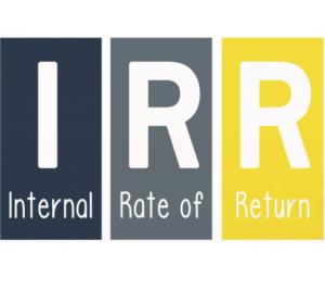 不動産投資 IRR 内部収益率